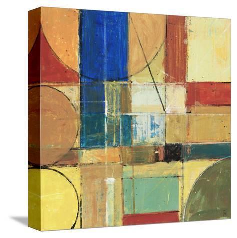 San Francisco 1-JB Hall-Stretched Canvas Print