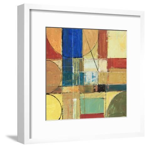 San Francisco 1-JB Hall-Framed Art Print