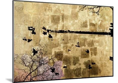 Golden Bay of the Whaling City-Tracy Silva Barbosa-Mounted Premium Giclee Print