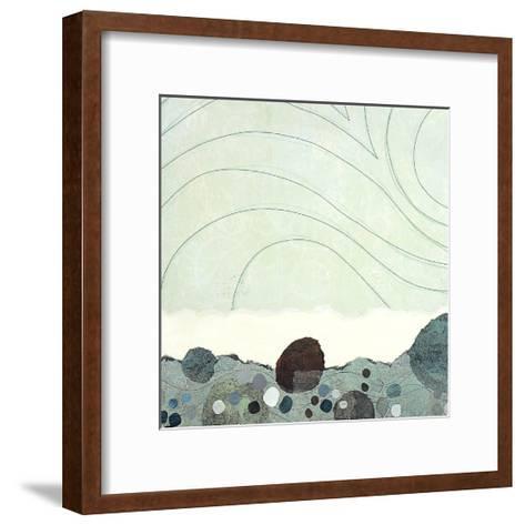 Pathways V: Seeing-David Owen Hastings-Framed Art Print
