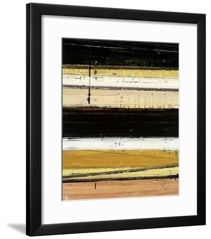 Frill B-JB Hall-Framed Art Print