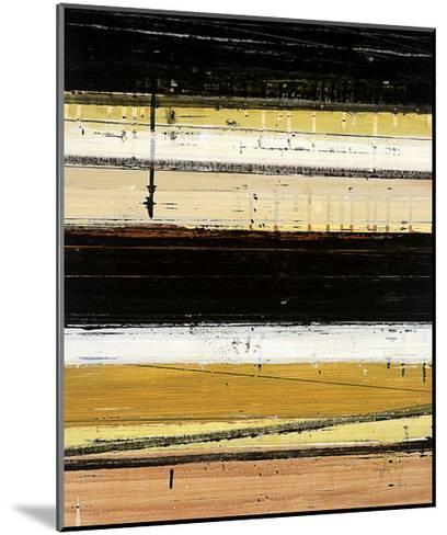 Frill B-JB Hall-Mounted Premium Giclee Print