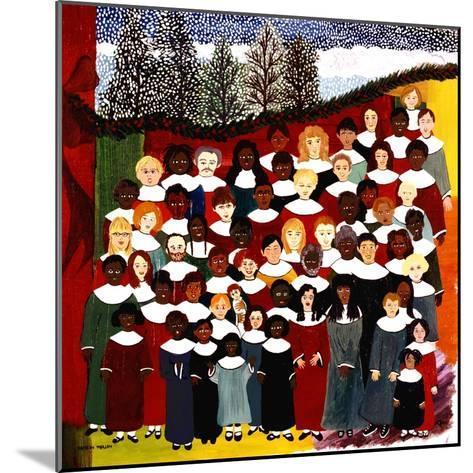 Harmonize-Kristin Nelson-Mounted Premium Giclee Print