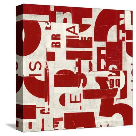 Systematic-JB Hall-Stretched Canvas Print