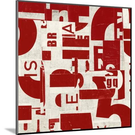 Systematic-JB Hall-Mounted Premium Giclee Print