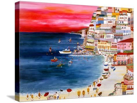 Boca De Baca-Kristin Nelson-Stretched Canvas Print