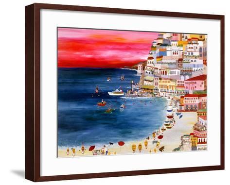 Boca De Baca-Kristin Nelson-Framed Art Print