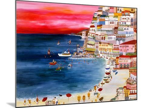 Boca De Baca-Kristin Nelson-Mounted Premium Giclee Print