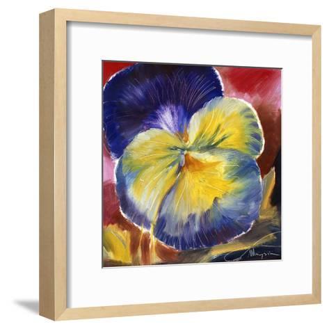 Hot Blooms VI--Framed Art Print