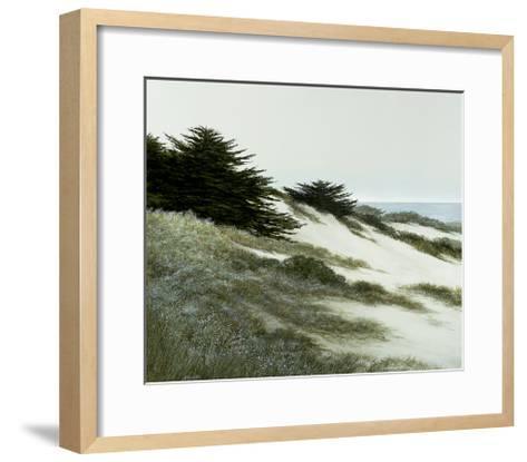 Blue Pacific-Larry Miller-Framed Art Print