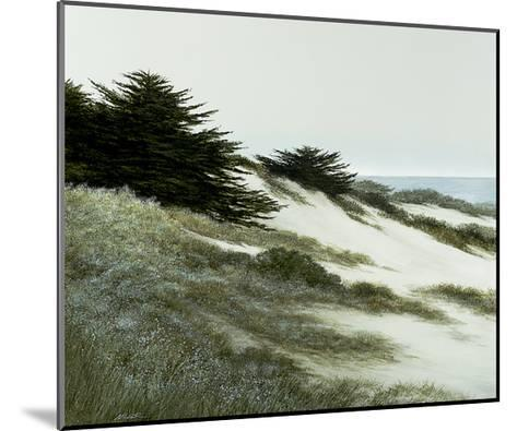 Blue Pacific-Larry Miller-Mounted Premium Giclee Print