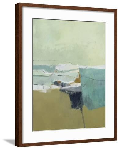 By the Sea 1-Jenny Nelson-Framed Art Print