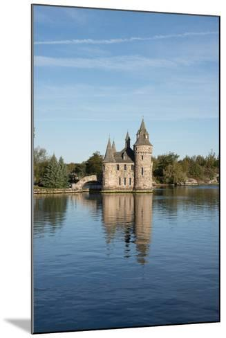 New York, St. Lawrence Seaway. Boldt Castle on Heart Island.-Cindy Miller Hopkins-Mounted Photographic Print