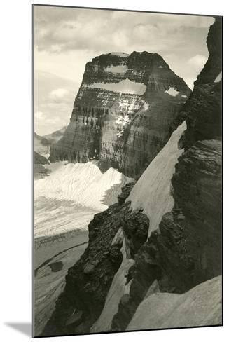 Grinell Glacier--Mounted Art Print