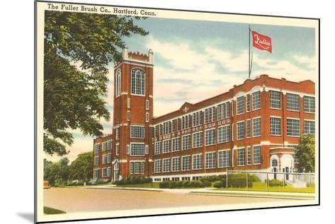 Fuller Brush Company, Hartford, Connecticut--Mounted Art Print