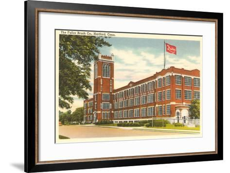 Fuller Brush Company, Hartford, Connecticut--Framed Art Print