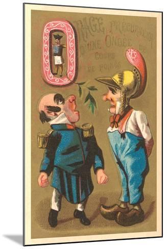 O, Orage Precourseur--Mounted Art Print