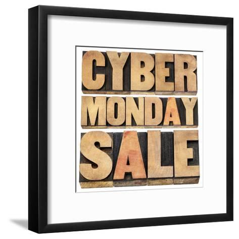 Cyber Monday Sale-PixelsAway-Framed Art Print