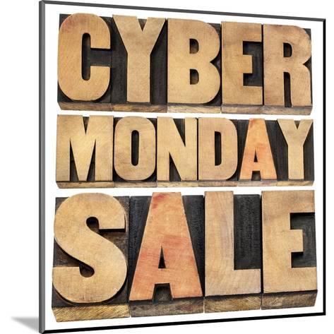 Cyber Monday Sale-PixelsAway-Mounted Art Print