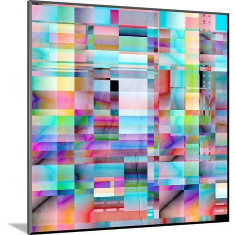 Abstract Bright Background-Tanor-Mounted Art Print