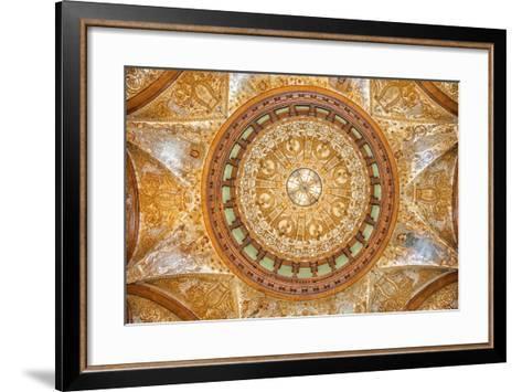 USA, Florida, St. Augustine, Lobby of Hotel Ponce de Leon.-Lisa S^ Engelbrecht-Framed Art Print