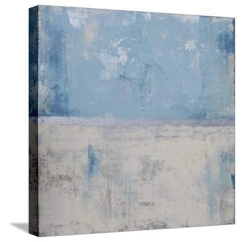 Silver Aura-Erin Ashley-Stretched Canvas Print