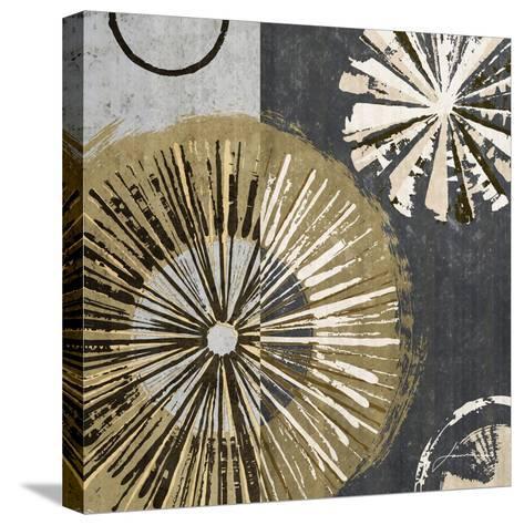 Outburst Tiles IV-James Burghardt-Stretched Canvas Print