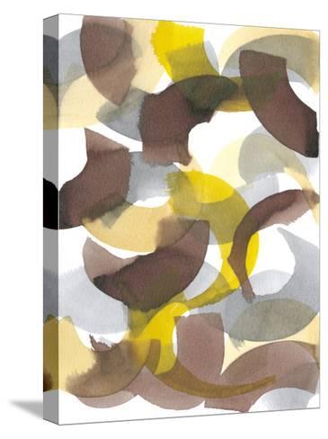Parenthesis I-Jodi Fuchs-Stretched Canvas Print