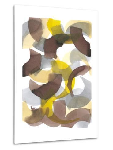 Parenthesis I-Jodi Fuchs-Metal Print