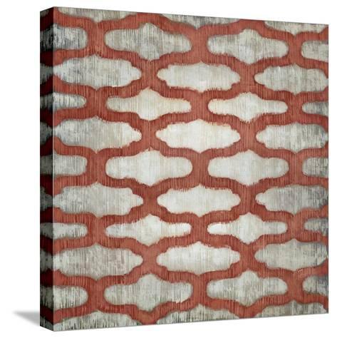 Spectrum Symmetry VI-Chariklia Zarris-Stretched Canvas Print