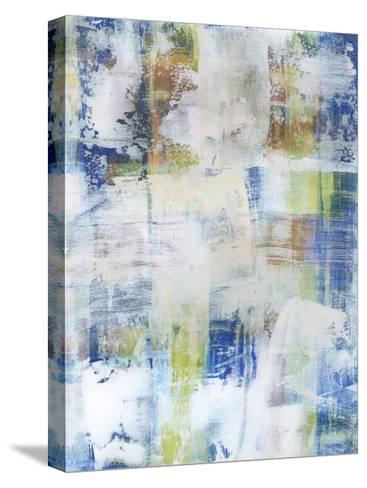White Wash III-Jodi Fuchs-Stretched Canvas Print