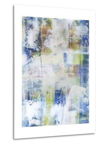 White Wash III-Jodi Fuchs-Metal Print