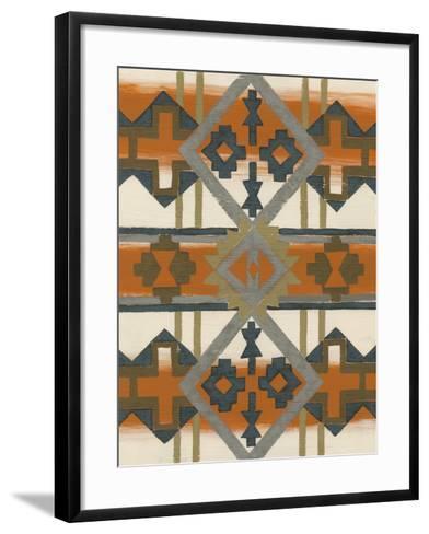 River Canyon IV-Chariklia Zarris-Framed Art Print
