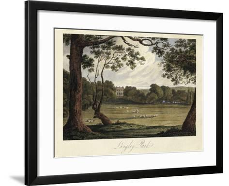 The English Countryside IV-James Hakewill-Framed Art Print