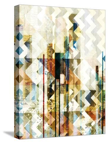 Urban Chevron II-Vision Studio-Stretched Canvas Print