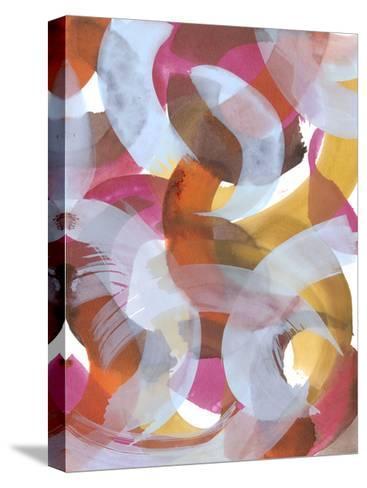 Sherbert I-Jodi Fuchs-Stretched Canvas Print