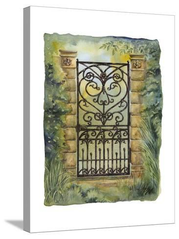 Iron Gate I-M^ Wagner-Heaton-Stretched Canvas Print