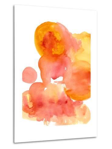 Fire Water I-Deborah Velasquez-Metal Print