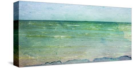Crystal Coast-Pam Ilosky-Stretched Canvas Print