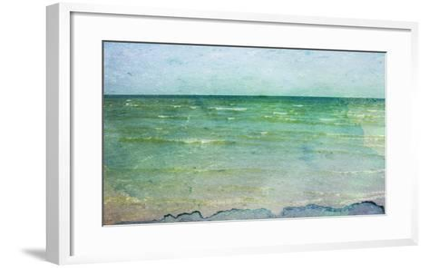 Crystal Coast-Pam Ilosky-Framed Art Print
