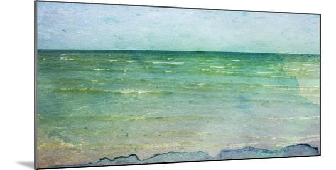 Crystal Coast-Pam Ilosky-Mounted Art Print
