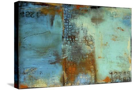 Deja Blue-Erin Ashley-Stretched Canvas Print