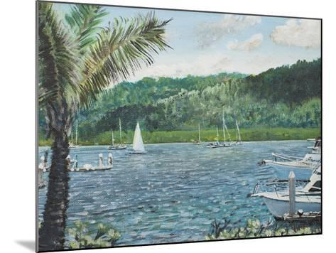 Cairns, Australia-Vincent Booth-Mounted Giclee Print