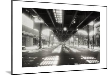 Under Roosevelt Avenue, Queens Nyc-Henri Silberman-Mounted Photographic Print