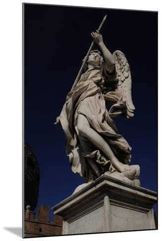 Angel with a Spear-Domenico Induno-Mounted Giclee Print