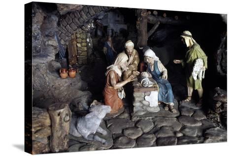 Nativity of Jesus, Spain-Daniele Ranzoni-Stretched Canvas Print