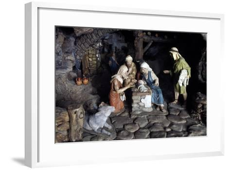 Nativity of Jesus, Spain-Daniele Ranzoni-Framed Art Print