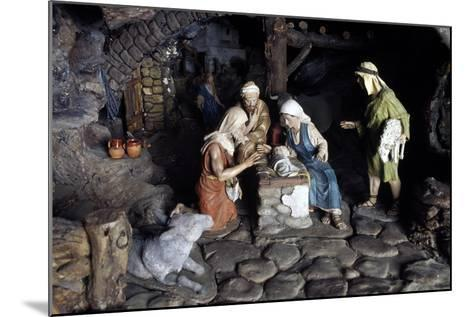 Nativity of Jesus, Spain-Daniele Ranzoni-Mounted Giclee Print
