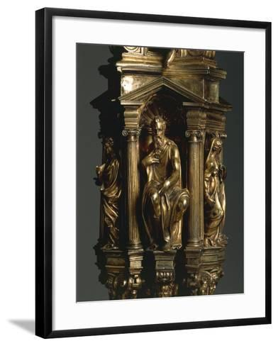 Candlestick, 1581-Antonio Giarola-Framed Art Print