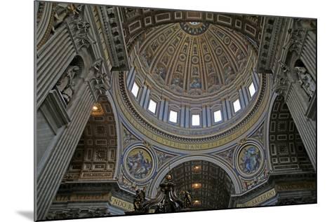 The Dome: Mosiacs-Giuseppe Collignon-Mounted Giclee Print